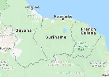 Surinam-Guyana