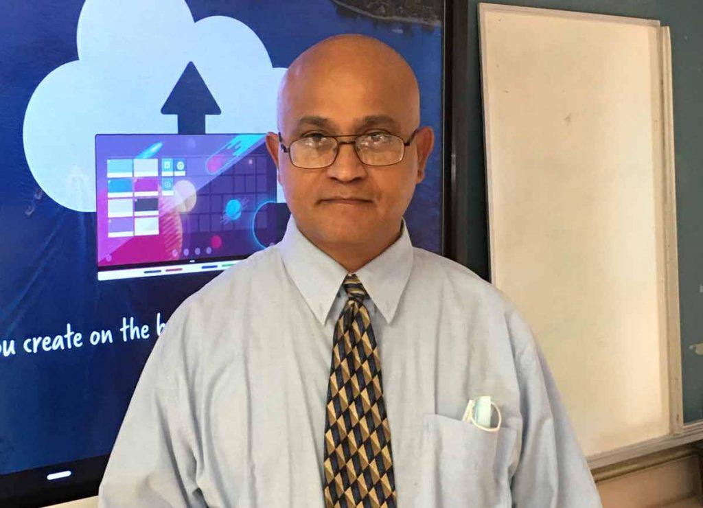 Dr.Vishnu-Bisram
