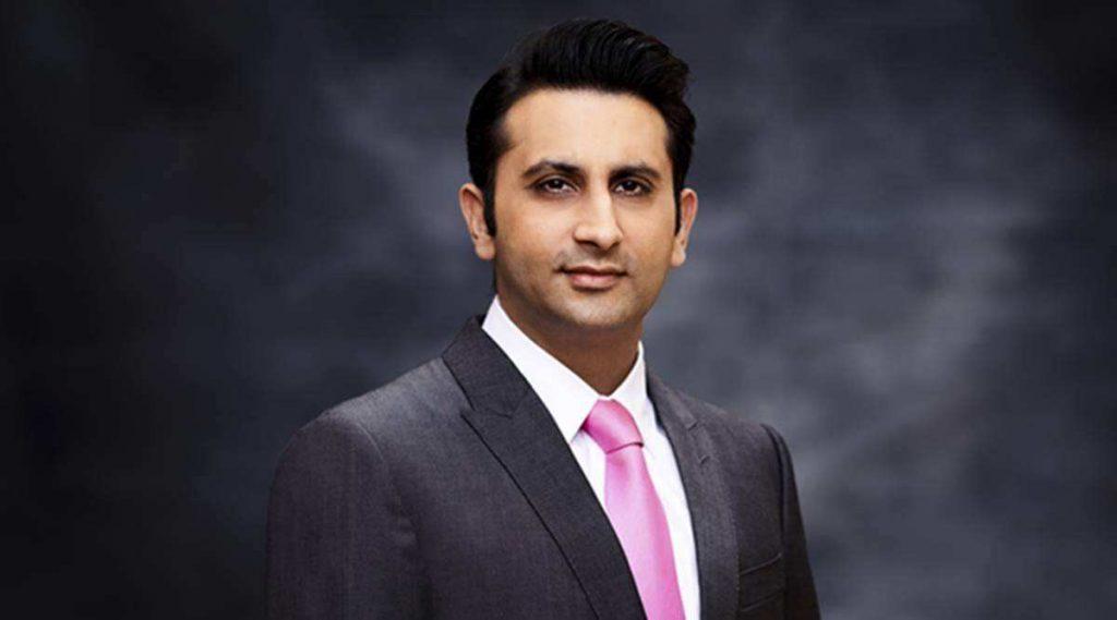 Adar Poonawallah, CEO of Serum Institute of India