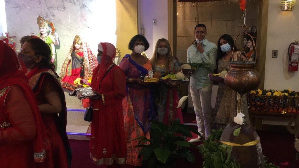 Hanuman Jayanti in NY
