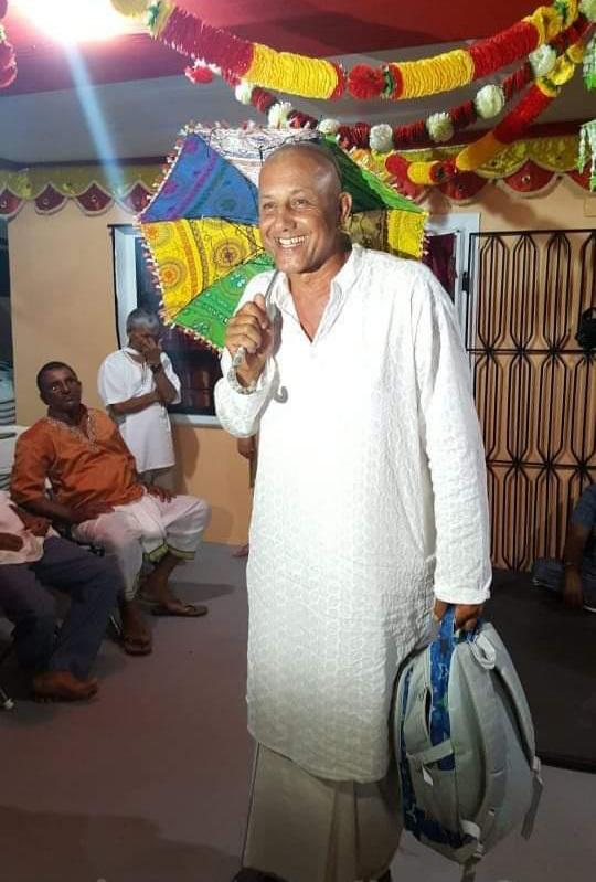 Pandit Rishi Bharrat